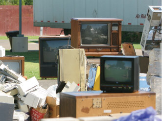 Recycling and Disposal of TVs