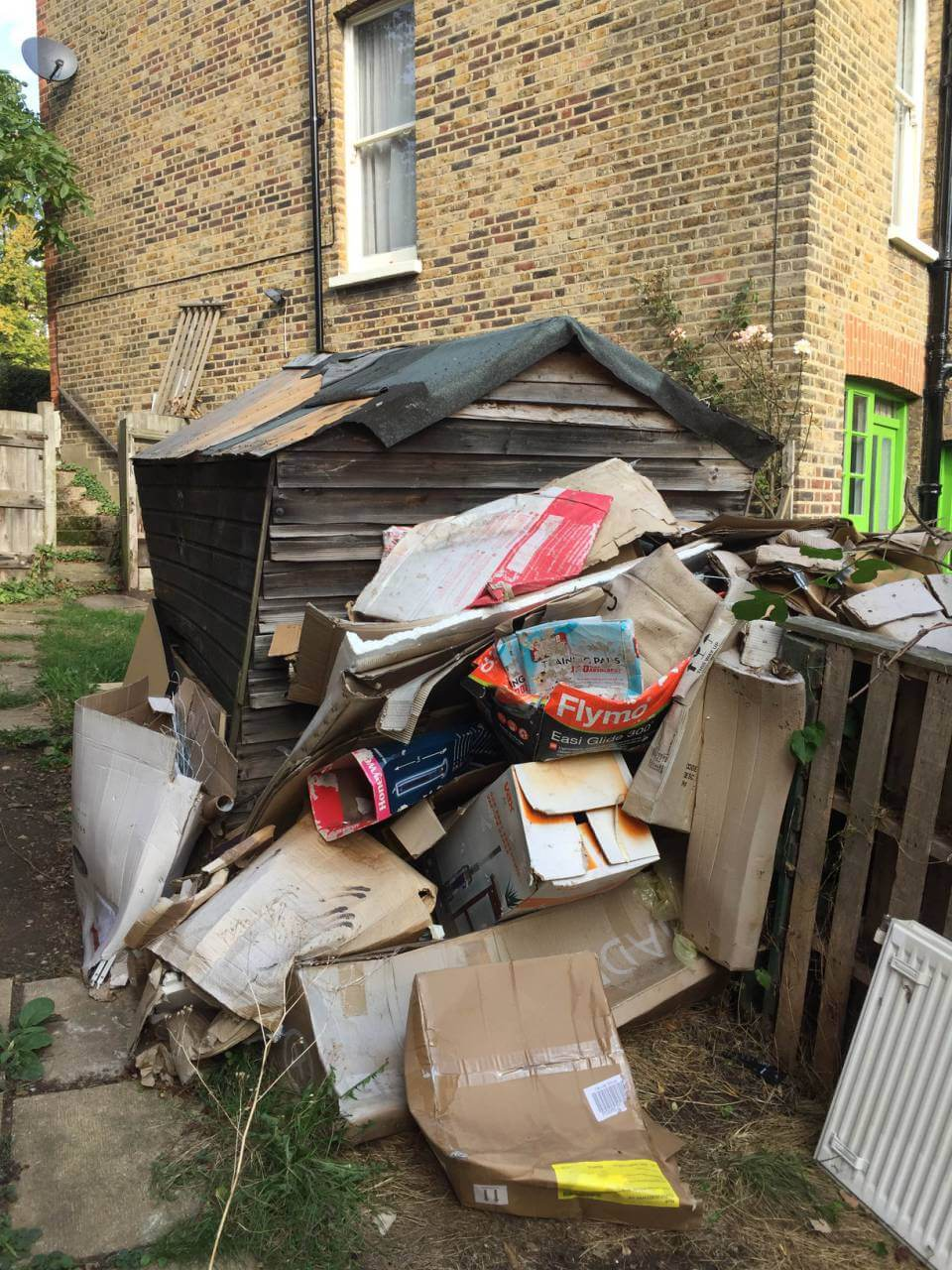Balham waste  recycling SW12