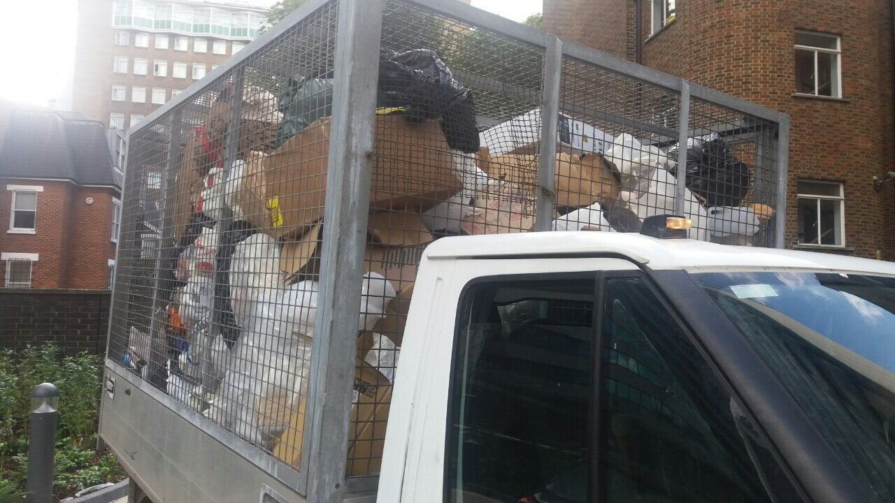W3 furniture removal services Acton