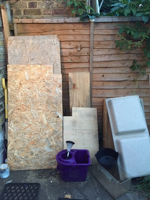 SW4 House Waste Collection Clapham