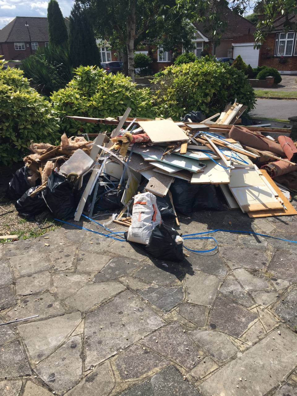 House Junk Disposal SW4