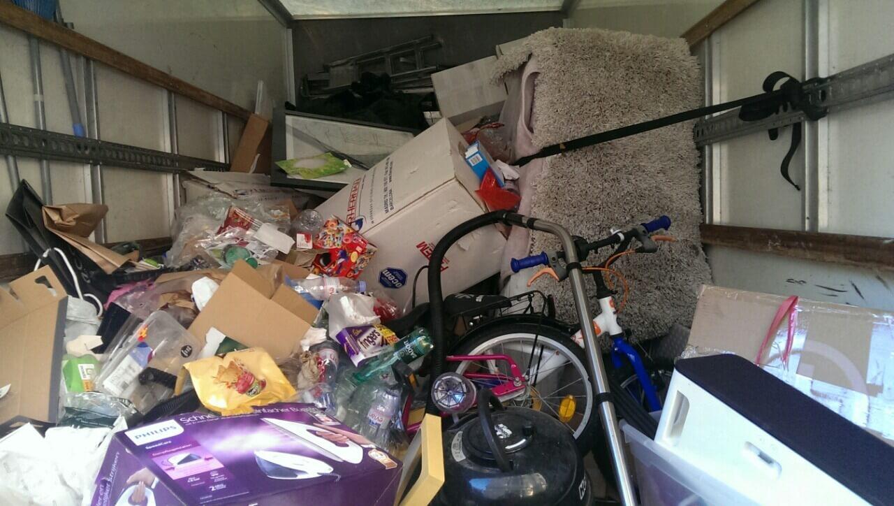 Maida Vale house clearance W9