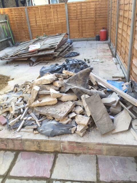 junk disposal company in Maida Vale