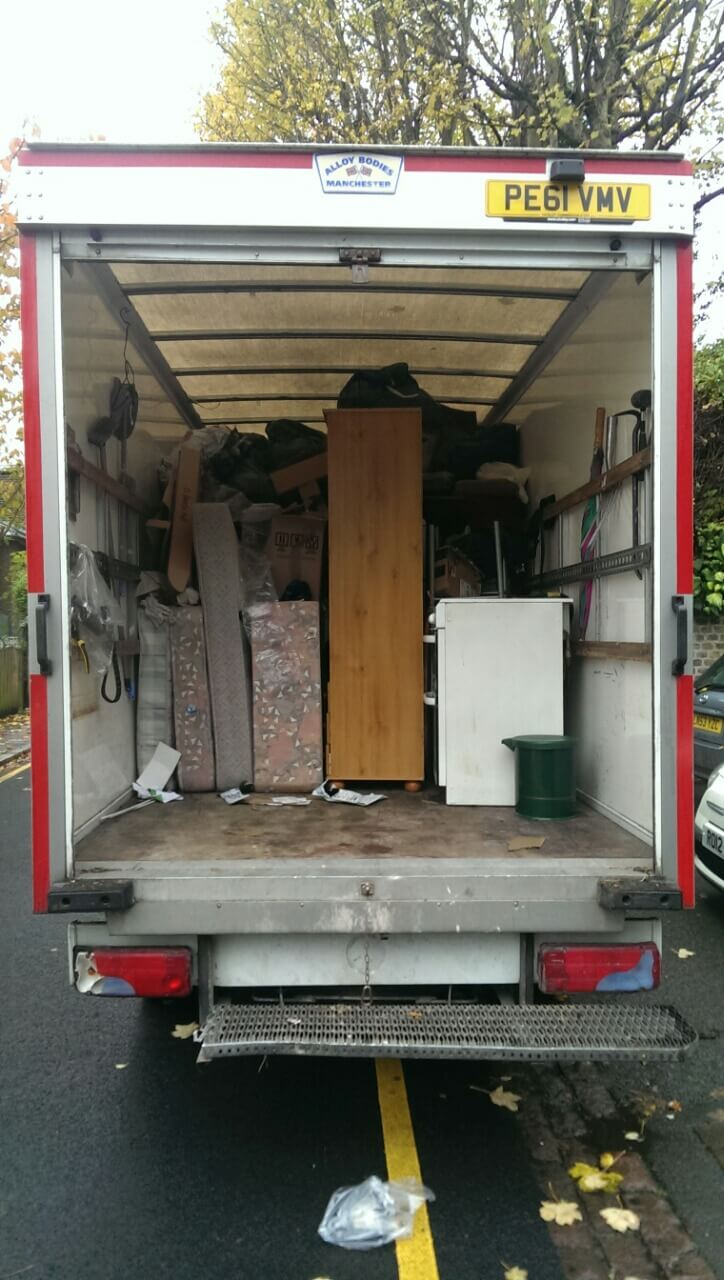 SE1 Home Waste Collection Service Waterloo