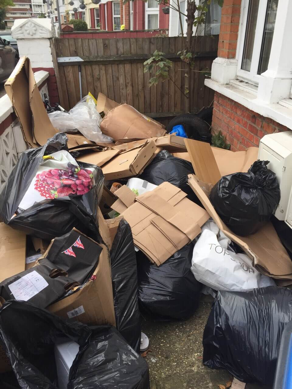 SW8 Home Waste Collection Service South Lambeth