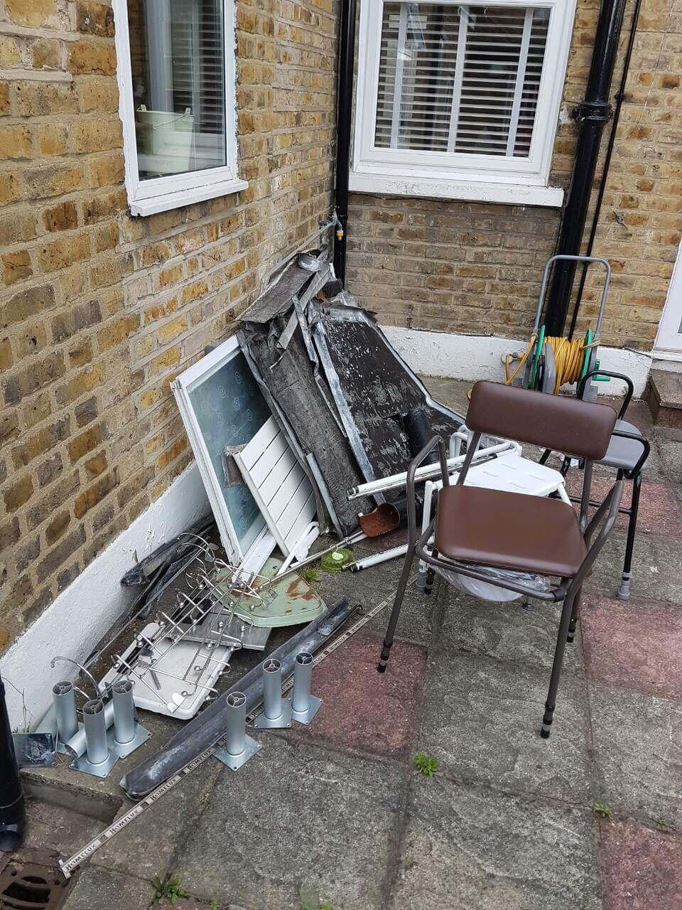 Rubbish Clearance in Brixton