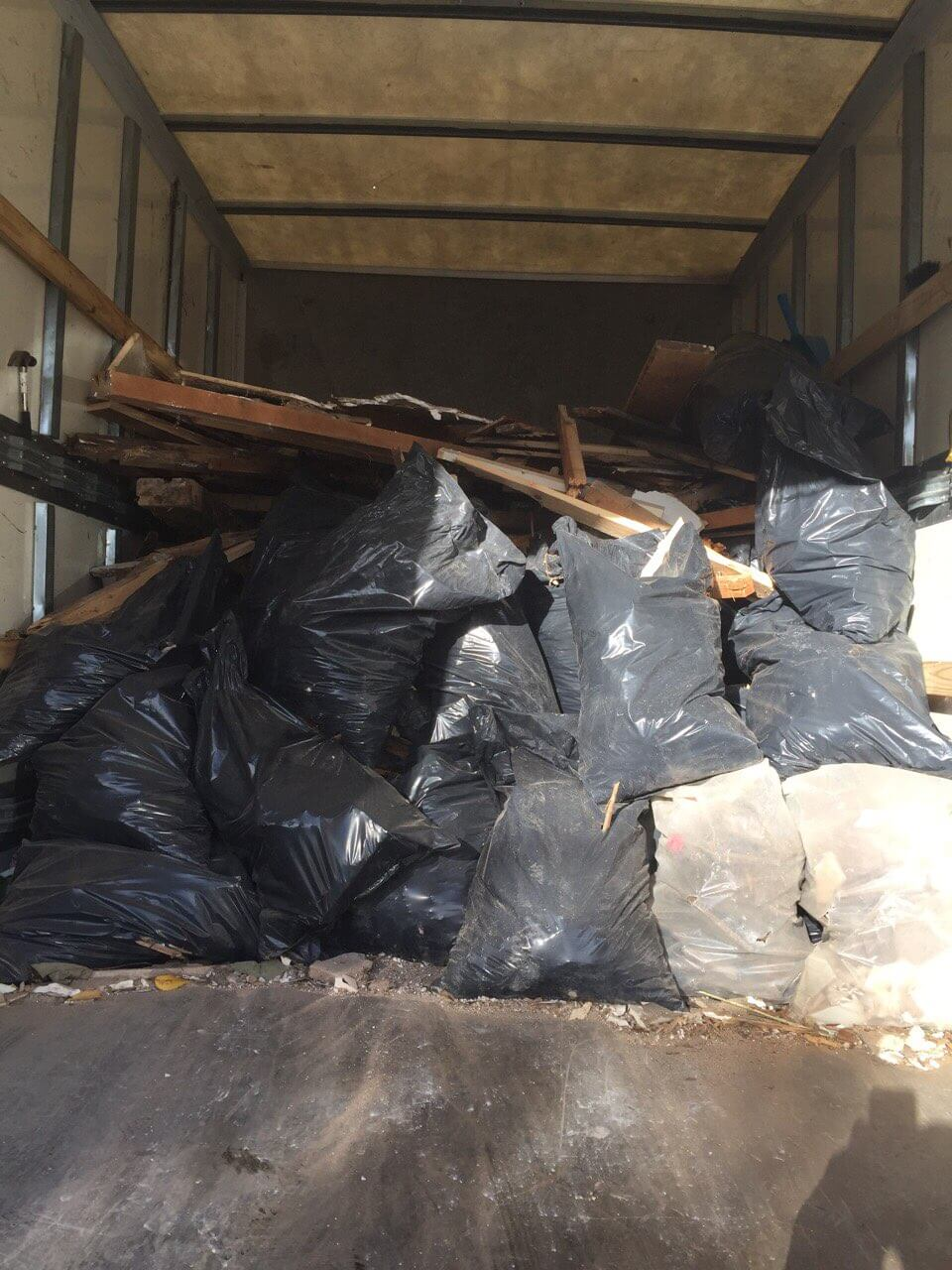 W12 House Waste Collection Shepherds Bush