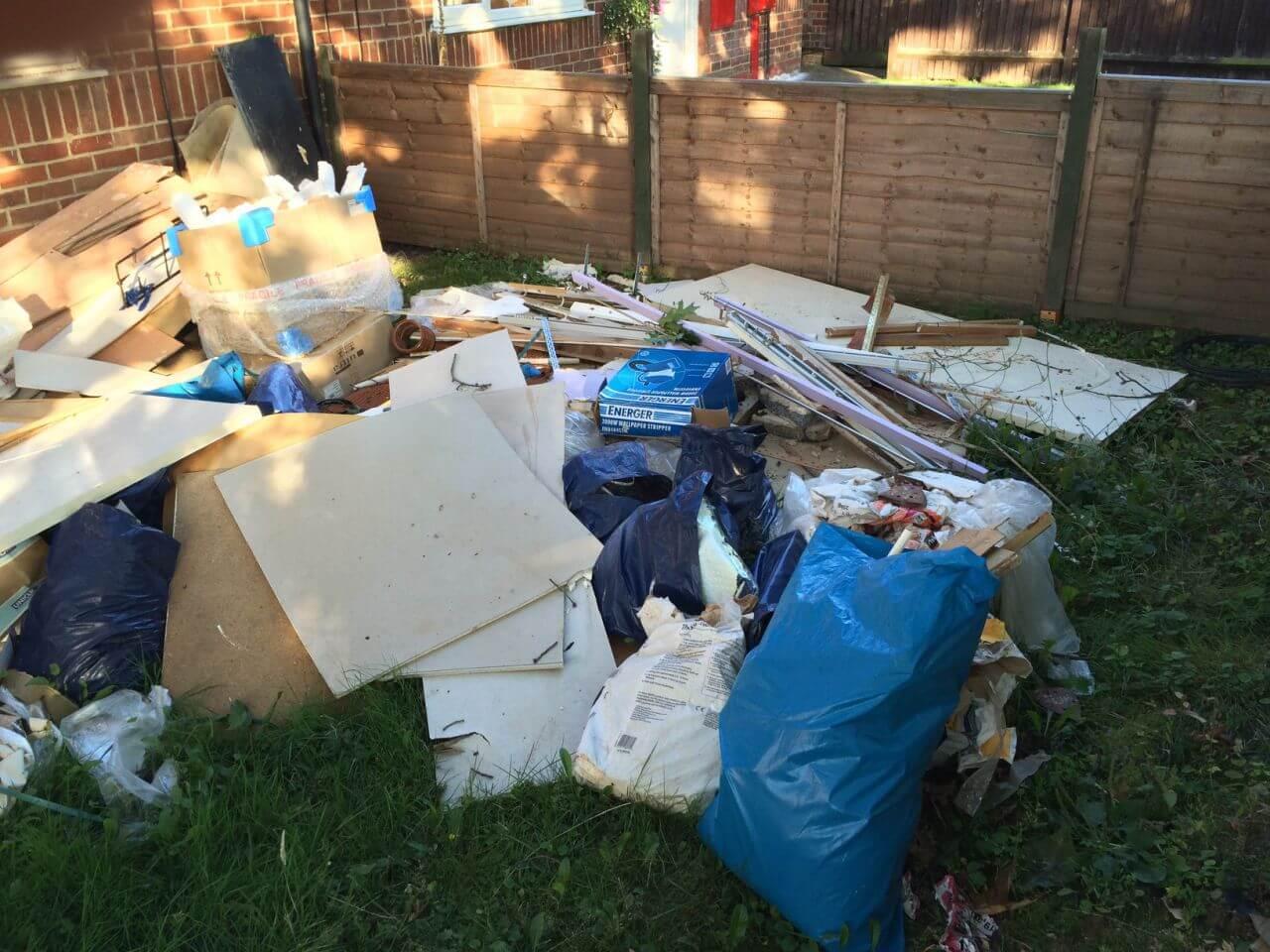 WD18 waste collectors Watford