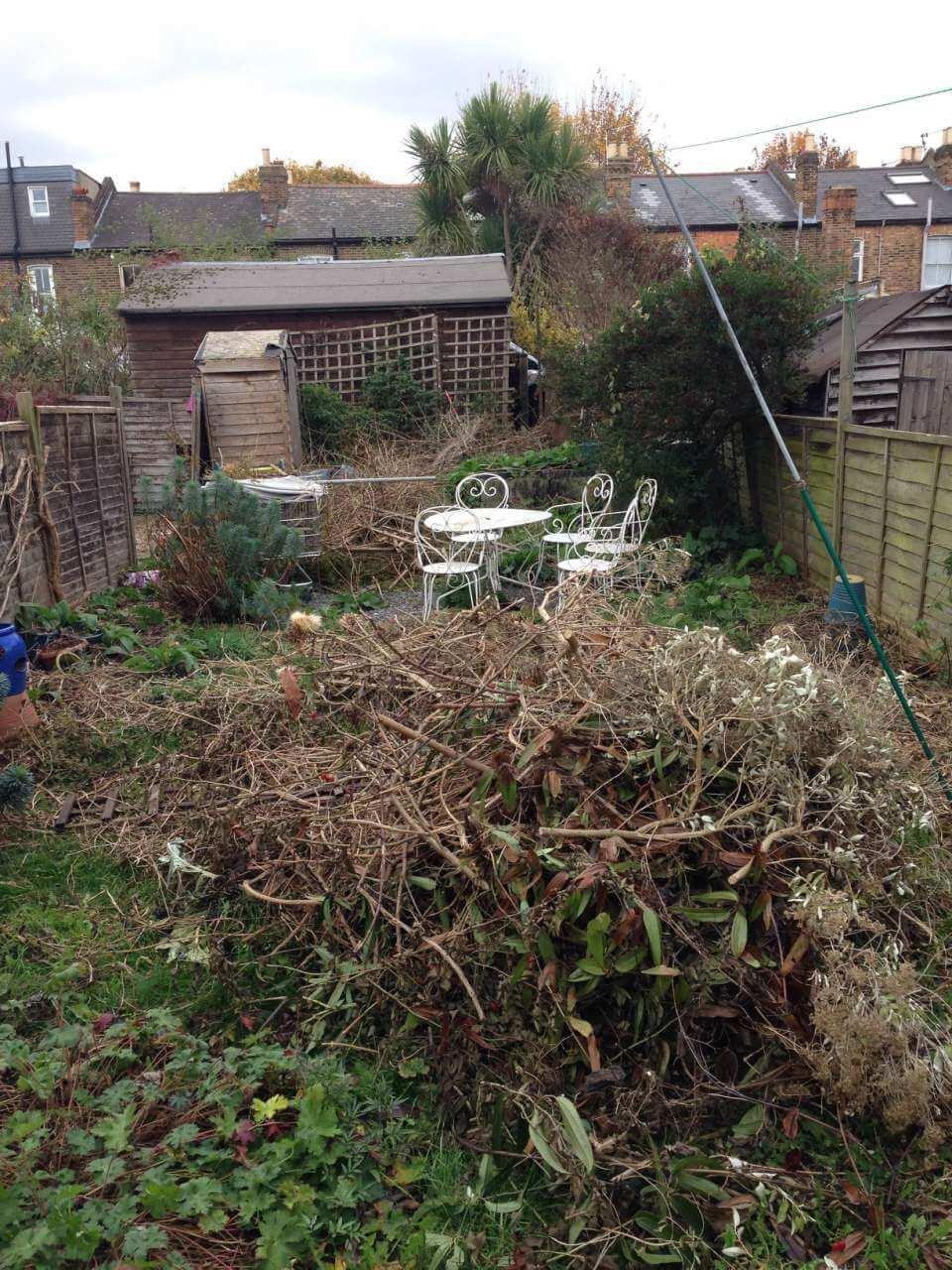 Watford house rubbish disposal WD18